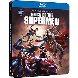 Reign of the Supermen, Blu-ray