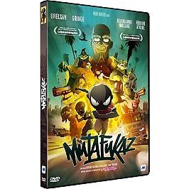Mutafukaz, Dvd