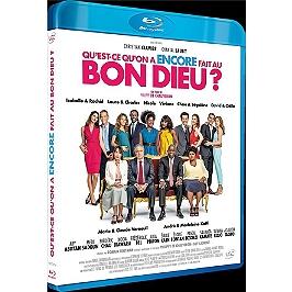 Qu'est-ce qu'on a encore fait au Bon Dieu ?, Blu-ray