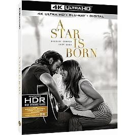 A star is born, Blu-ray 4K