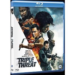 Triple threat, Blu-ray