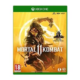 Mortal kombat 11 - édition standard (XBOXONE)
