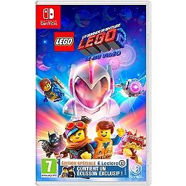 La grande aventure lego 2 : le jeu vidéo - édition spéciale Leclerc (SWITCH)
