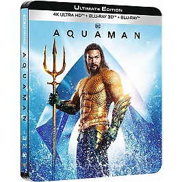 Aquaman, Blu-ray 4K