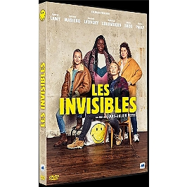 Les invisibles, Dvd