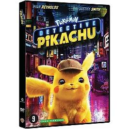 Pokémon détective Pikachu, Dvd