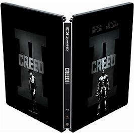 Creed II, Steelbook, Blu-ray 4K