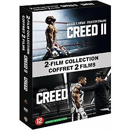 Coffret Creed I et II : l'héritage de Rocky Balboa ; Creed II, Dvd