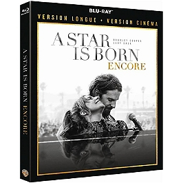 A star is born encore, Blu-ray