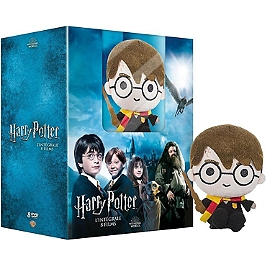 Coffret intégrale Harry Potter 8 films, Dvd