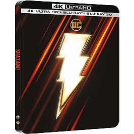 Shazam !, Blu-ray 4K