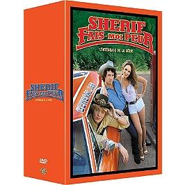 Coffret intégrale shérif, fais-mois peur, saisons 1 à 7, Dvd