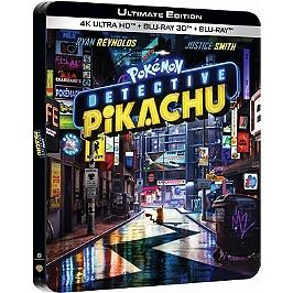 Pokémon détective Pikachu, Blu-ray 4K