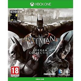 Batman : arkham collection - xbox one (XBOXONE)