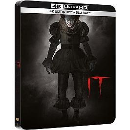 ça, Steelbook, Blu-ray 4K