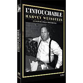 L'intouchable, Harvey Weinstein, Dvd
