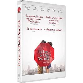 Un jour de pluie à New York, Dvd