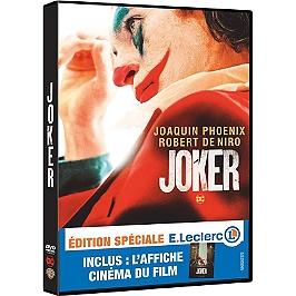 Joker, édition spéciale E. Leclerc, Dvd