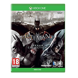Batman : arkham collection (XBOXONE)