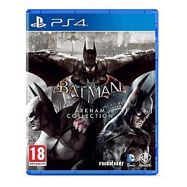 Batman : arkham collection (PS4)