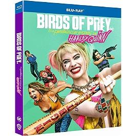 Birds of prey et la fantabuleuse histoire de Harley Quinn, Blu-ray
