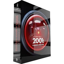 2001 : l'odyssée de l'espace, Steelbook Titans Of Cult, Blu-ray 4K