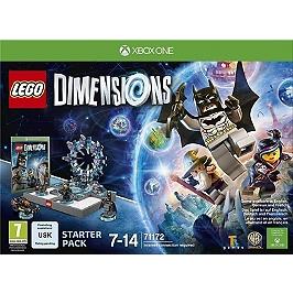LEGO Dimensions - pack de démarrage (XBOXONE)