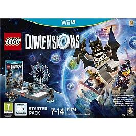 LEGO Dimensions - pack de démarrage (WII U)