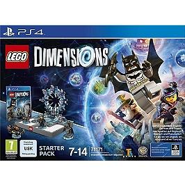 LEGO Dimensions - pack de démarrage (PS4)