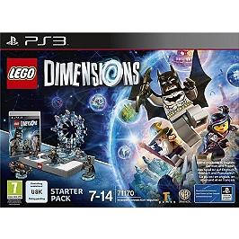 LEGO Dimensions - pack de démarrage (PS3)