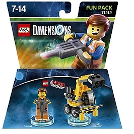 LEGO Dimensions Emmet - La Grande Aventure LEGO