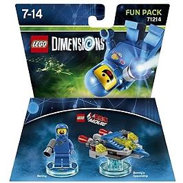 LEGO Dimensions Benny - La Grande Aventure LEGO