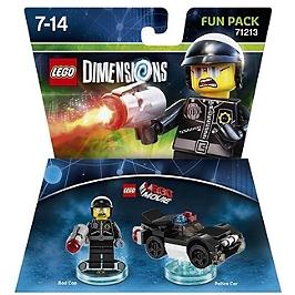 LEGO Dimensions Méchant Flic - La Grande Aventure LEGO