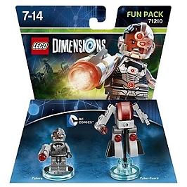 LEGO Dimensions Cyborg - DC Comics