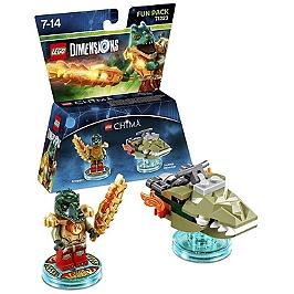LEGO Dimensions Cragger - LEGO Ninjago