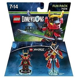 LEGO Dimensions Nya - LEGO Ninjago