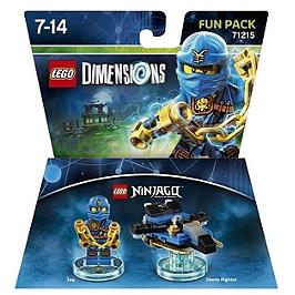 LEGO Dimensions Jay - LEGO Ninjago