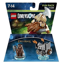 LEGO Dimensions Gimli - Le Seigneur des Anneaux
