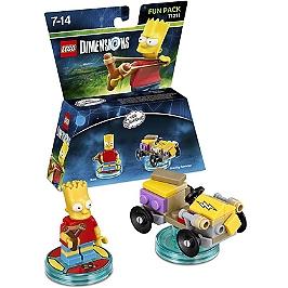 LEGO Dimensions Bart Simpson - Les Simpson