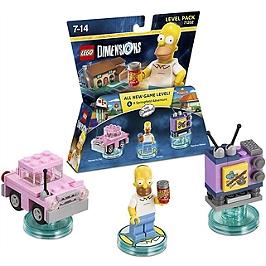 LEGO Dimensions Homer Simpson - Les Simpson