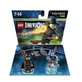 LEGO Dimensions la méchante sorcière de l'Ouest - le magicien d'Oz