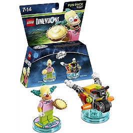 LEGO Dimensions Krusty le Clown - Les Simpson