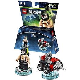 LEGO Dimensions Bane - DC Comics