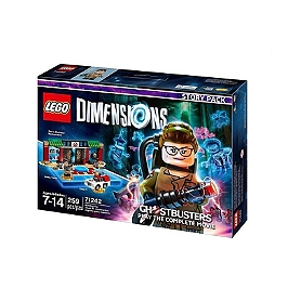 LEGO dimensions - pack histoire - Ghostbusters