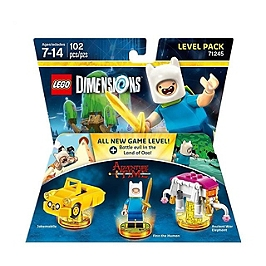 LEGO dimensions - pack aventure - Adventure Time