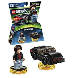LEGO Dimensions pack héros – Knight Rider