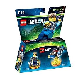 Lego Dimensions pack héros - Lego City