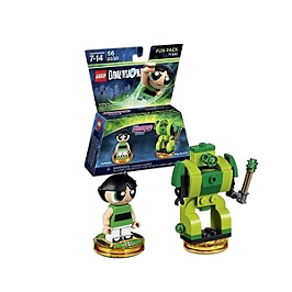 Lego Dimensions pack héros - the Powerpuff Girls