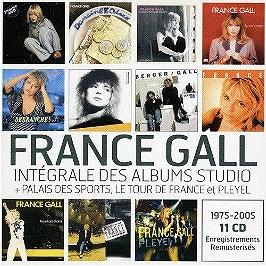 Intégrale albums studios + live, CD + Box