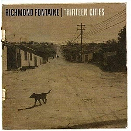 Thirteen cities, Double vinyle